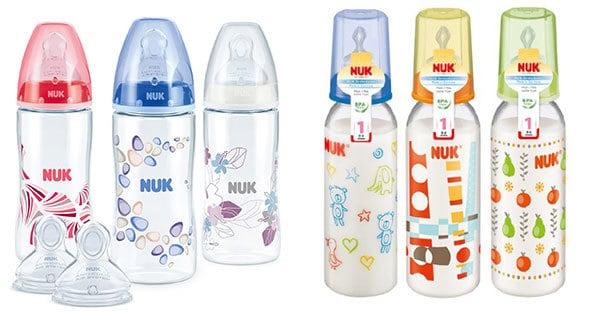 NUK First Choice + und NUK Classic