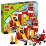 Feuerwehr Hauptquartier von Lego Duplo