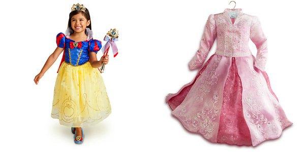 Disney-Kostüme Prinzessinnen