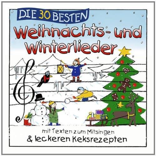Kinder Musik-CD Weihnachtslieder