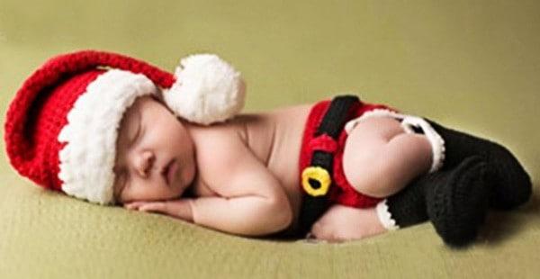 süße Idee zum Baby-Shooting