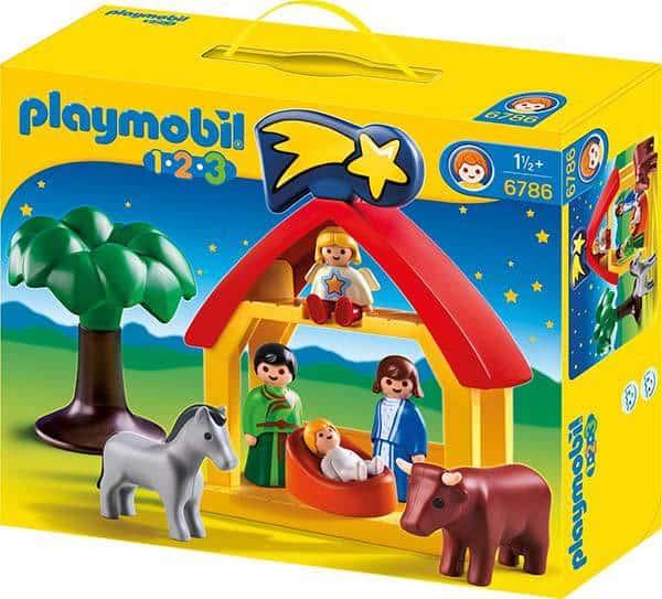 Playmobil 123 Krippe
