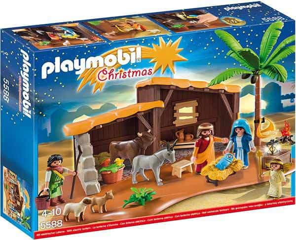 Playmobil große Weihnachtskrippe