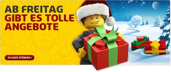 Black Friday Lego Store