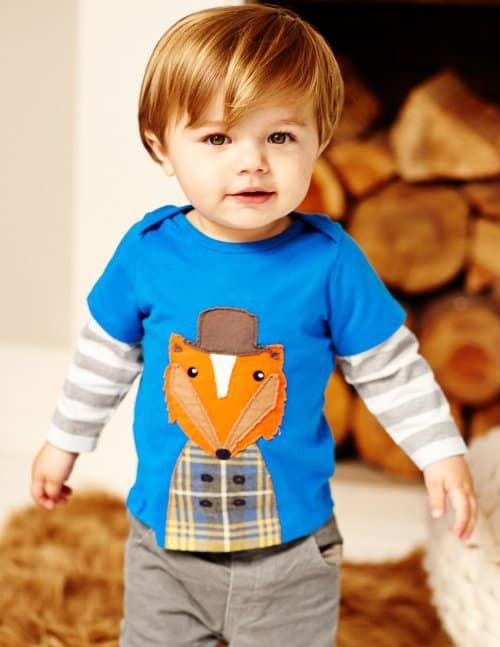 boden Fuchs-Pullover