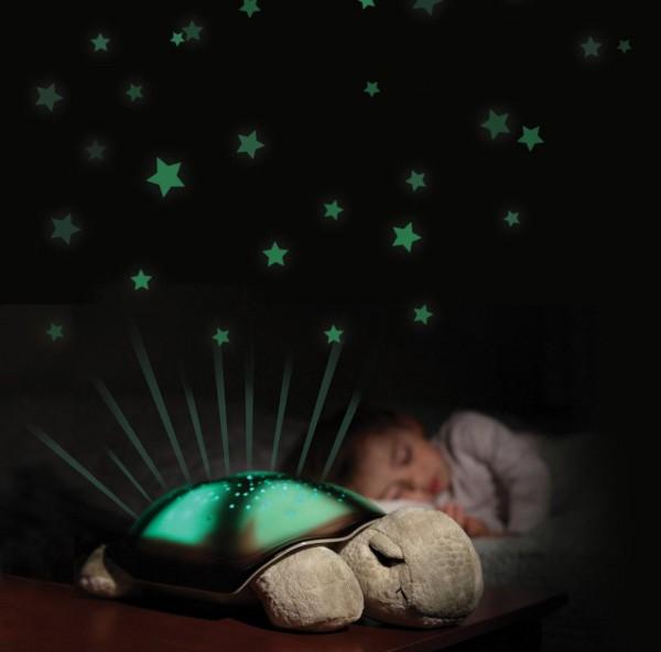 Geschenktipp: Nachtlicht CloudB mit Sternenhimmel › Sparbaby.de