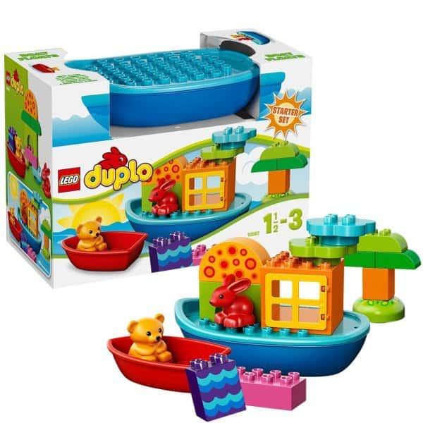 Lego Duplo Bootsspaß