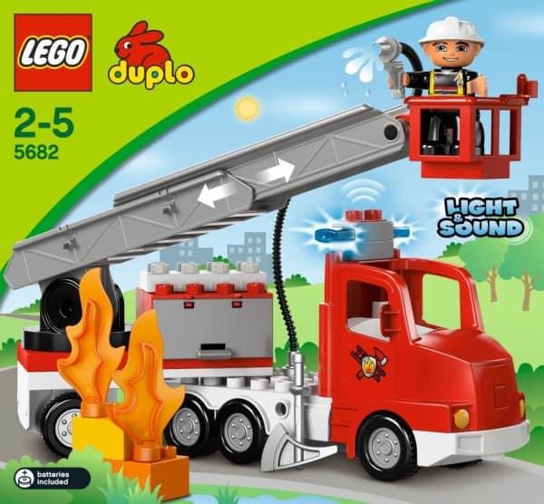 Feuerwehrwagen Lego Duplo