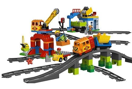 Lego Duplo Eisenbahn Deluxe Set