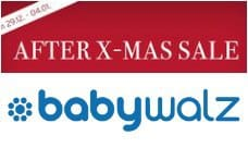 after x-mas sale baby-walz