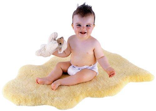 Lammfell für Babys im Test