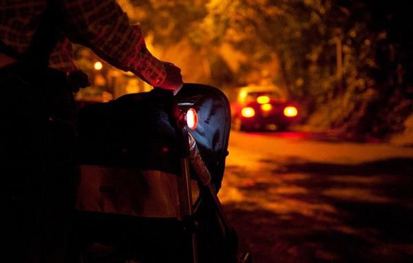 Kinderwagenlicht von Okiedog