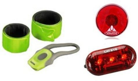 Reflektor für den Kinderwagen