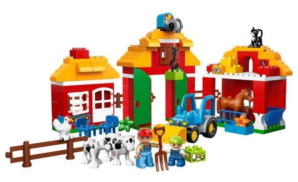 lego-duplo-bauernhof-set
