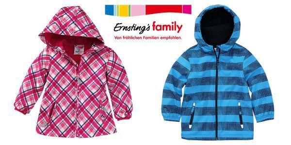 Softshell-Jacken von Ernsting's