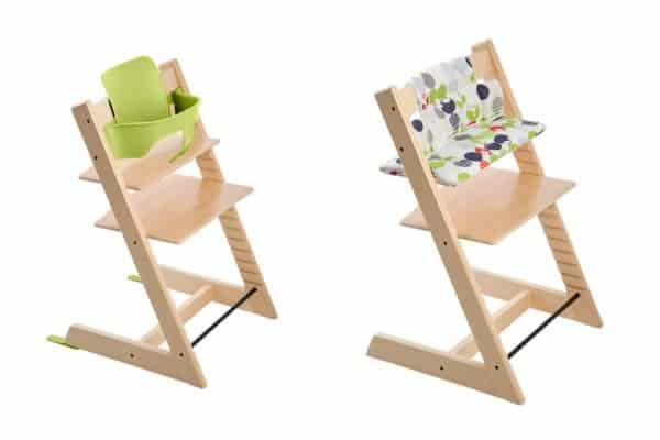 Stokke TrippTrapp Sitzverkleinerer und Babyset