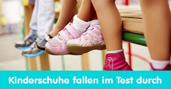 f35336a27c4e3b Kinderschuhe im Test 2015   2016  fast alle sind mangelhaft ...