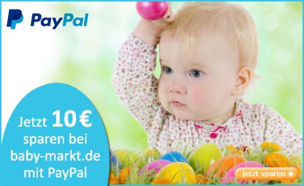 paypal babymarkt web