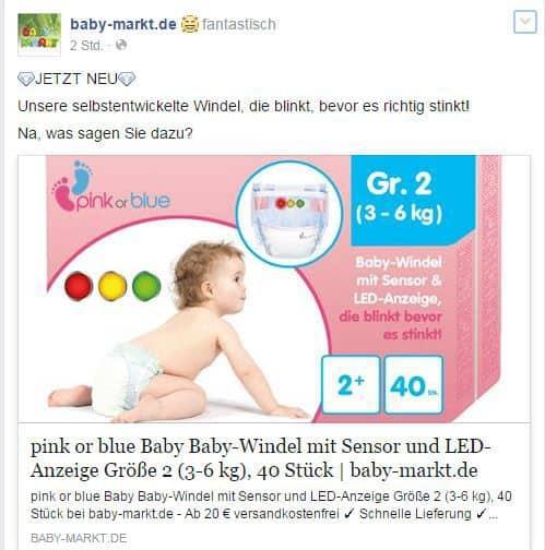 Baby-markt-Facebook