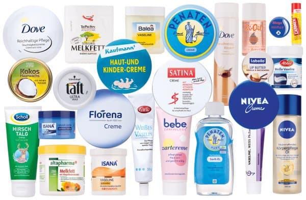 Stiftung Warentest Kosmetik