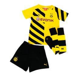 bvb kinder trikot set web