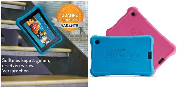 kindle fire hd kids edition garantie