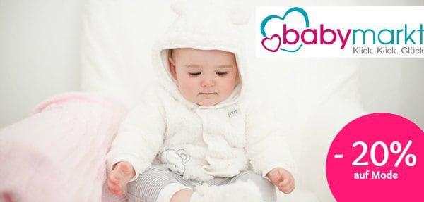 baby markt 20 prozent