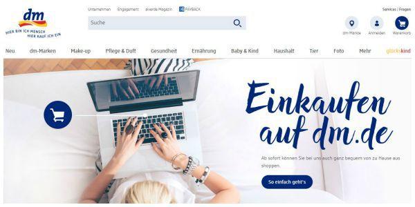 dm-online-shopping