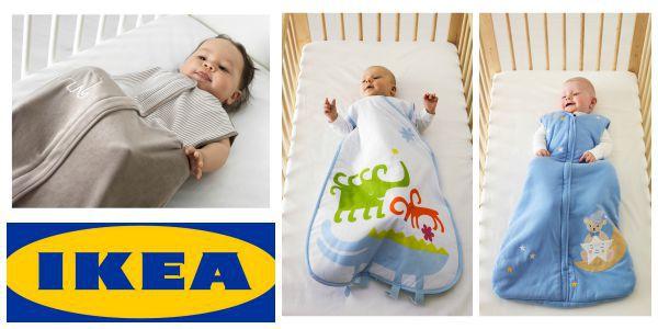 Ikea Babyschlafsäcke online bestellen