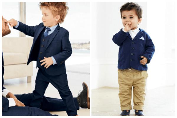 Festliche Kleidung für Jungs bei Next