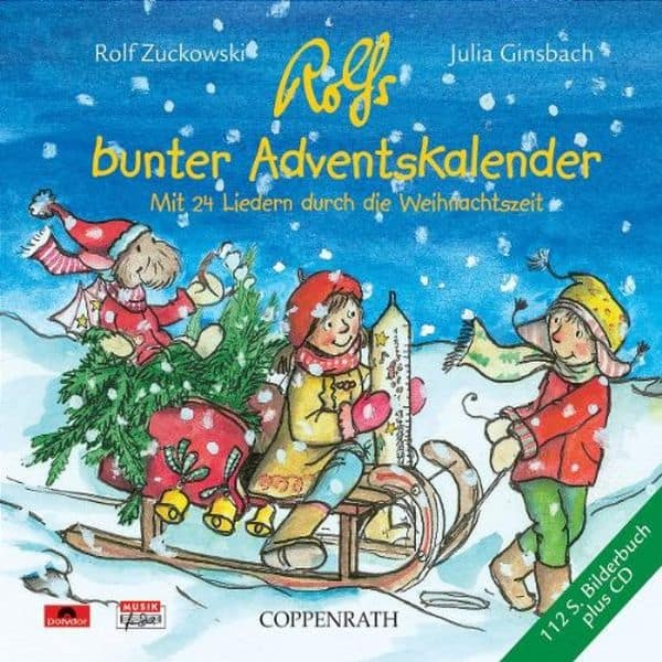 Rolf's bunter Adventskalender