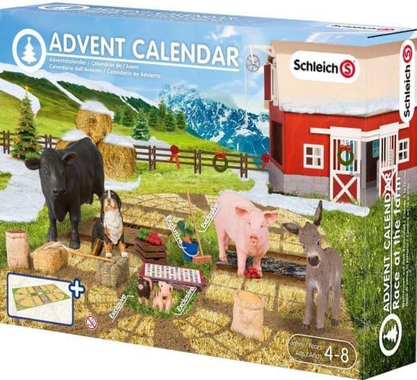 Schleich-Adventskalender 2015