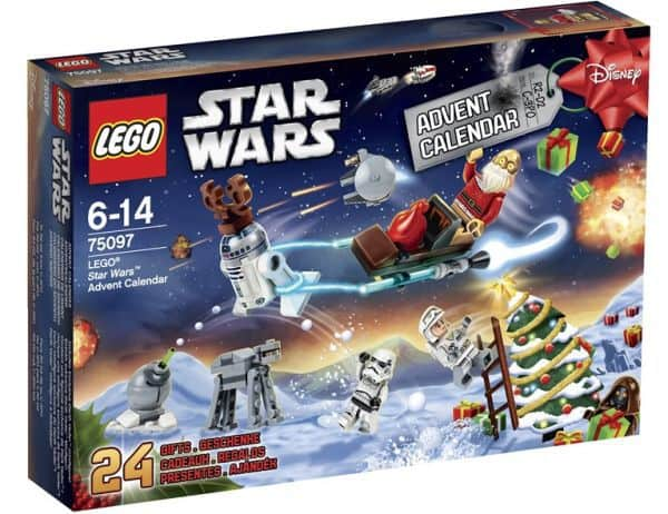 Star Wars Adventskalender für Kinder ab 6 Jahre