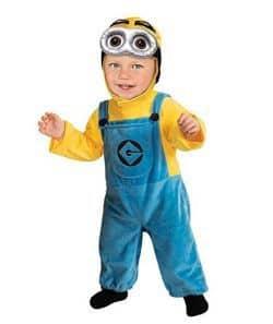 Minion Kostüm Jungen