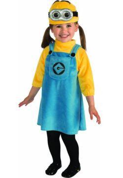 Minion Kostüm Mädchen