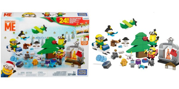 Mega Bloks - Minions Movie Adventskalender