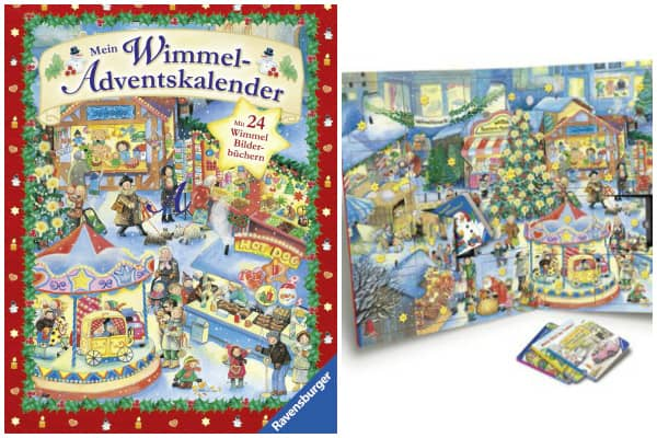 Wimmel Adventskalender