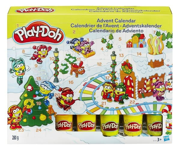 Hasbro Adventskalender Play-Doh