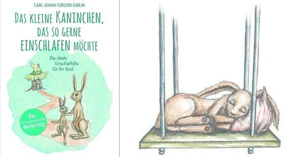 das kleine kaninchen, das so gerne einschlafen möchte