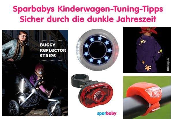 Kinderwagenbeleuchtung 2015