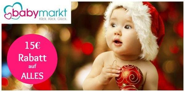 Baby-Markt Gutschein VB