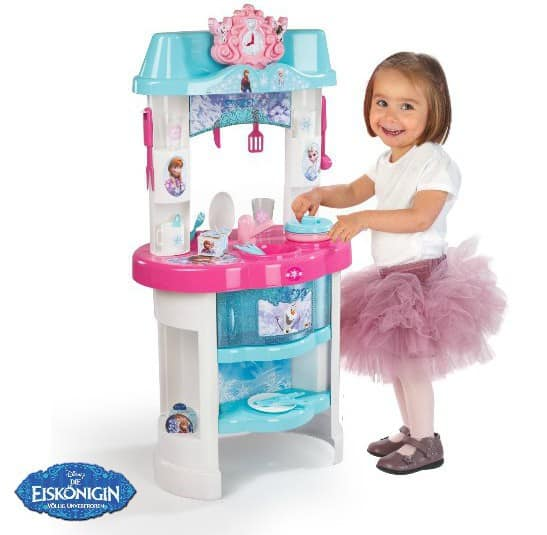 Eiskönigin Kinderküche