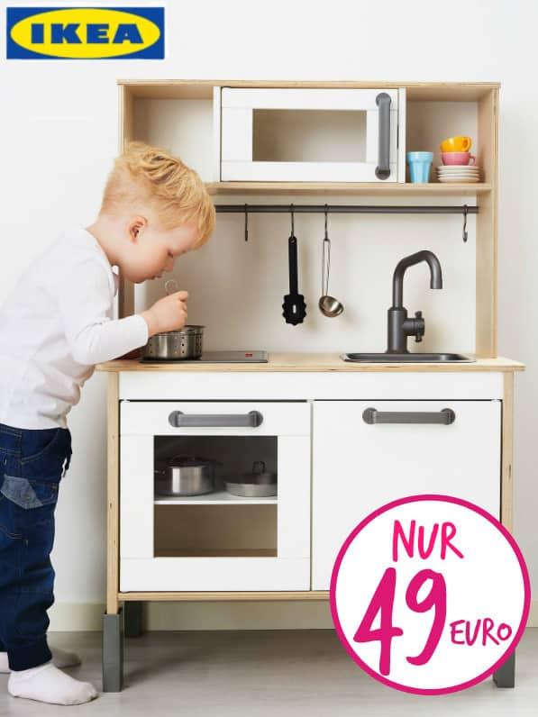 Kinderküche Ikea schnäppchenknaller ikea spielküche duktig nur 49 99 statt 89