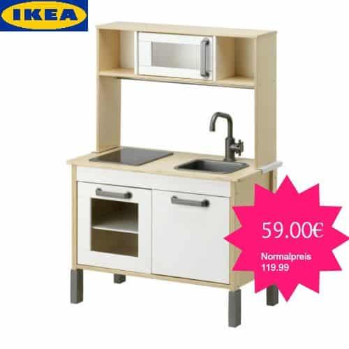 IKEA Spielküche DUKTIG zum halben Preis! › Sparbaby.de ...