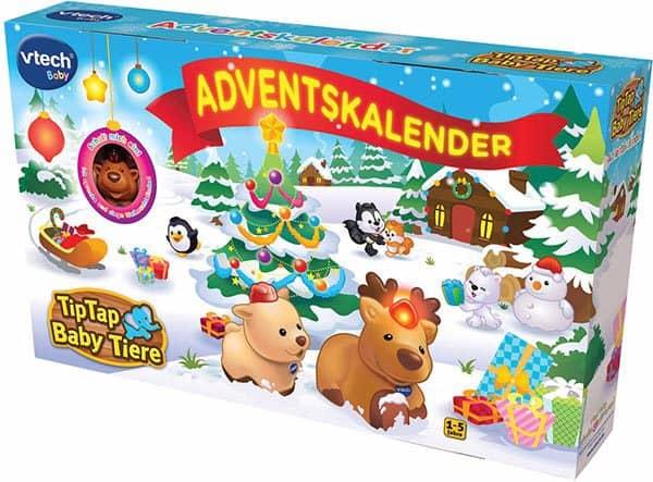 VTech - TipTap Tiere Baby Adventskalender 2016