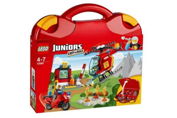 Lego Koffer Feuerwehr