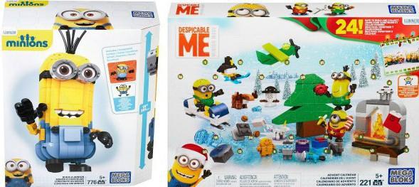 Minions Mega Bloks