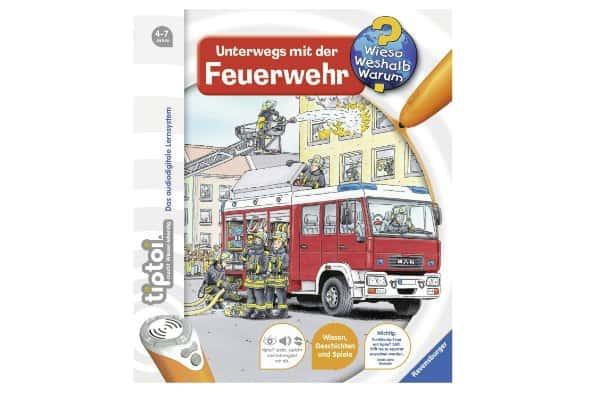 TipToi Feuerwehr Ravensburger