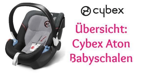 Cybex Übersicht