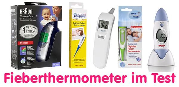 Fieberthermometer im Test 2016